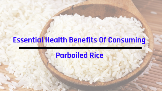 Parboiled Rice by Paddy Parboiling Plant